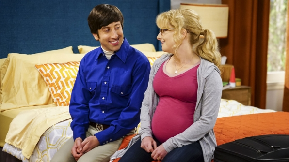Welcome to the world, Baby Wolowitz!