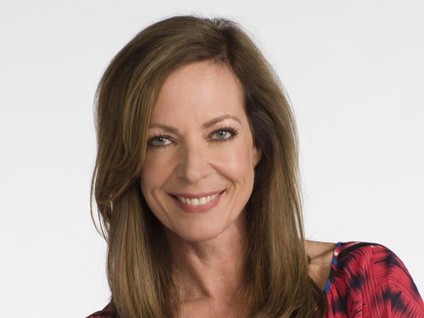Allison Janney - Kenyon  College - Mom