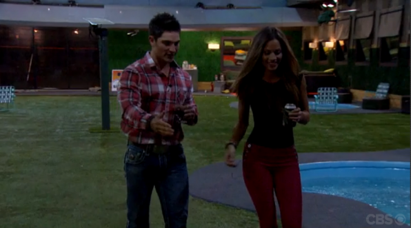 "Caleb Gets His <a href=""http://www.cbs.com/shows/big_brother/video/D2448AEB-4F9A-23A1-9956-794F6D4FBB12/big-brother-episode-15/"">Date</a>  with Amber"