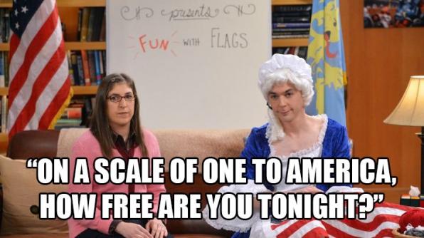 1. Let your freak flag fly.