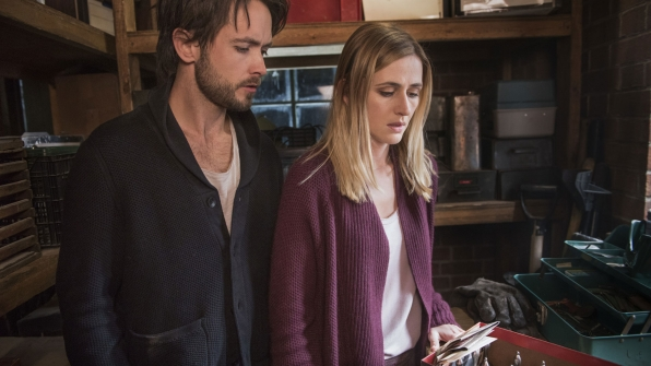 Tessa Ross and Cam Hawthorne make a chilling discovery.