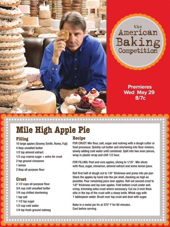 Photos: Mile High Apple Pie on CBS.com