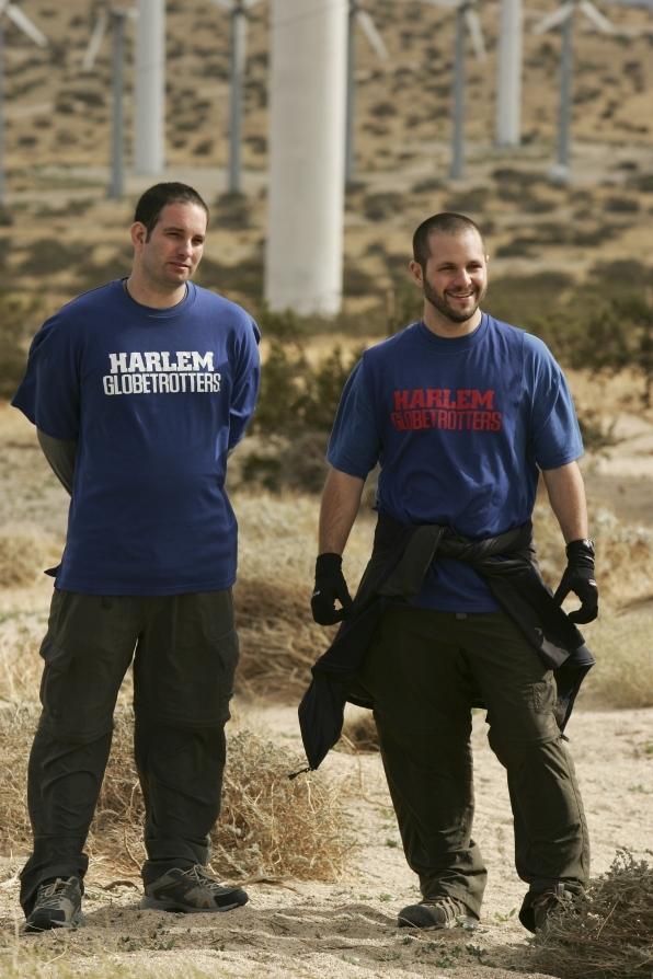 Zev Glassenberg & Justin Kanew