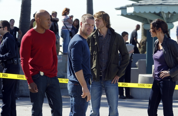 The NCIS: LA Team Tracks a Whistleblower