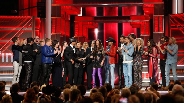 Artists Of Then, Now & Forever wins Video Of The Year presented by Xfinity at the 52nd ACM Awards