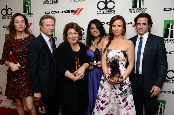4. The cast of August Osage County