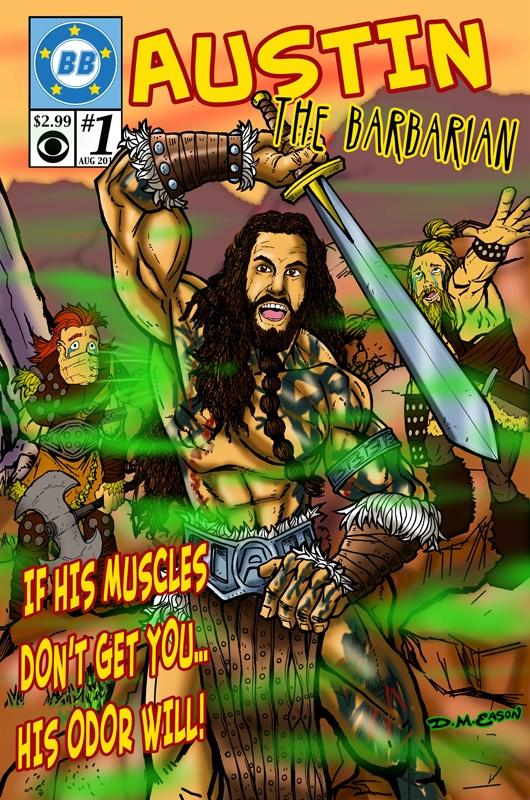 Austin - The Barbarian