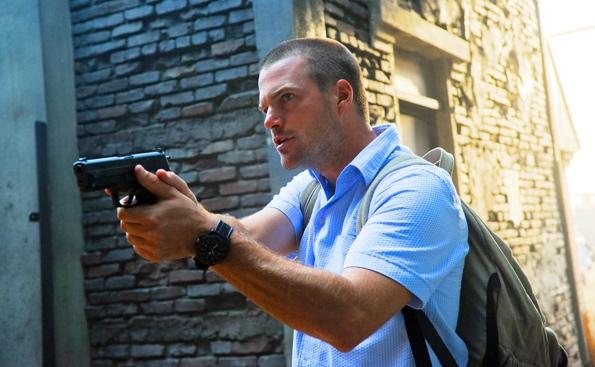 Special Agent G. Callen