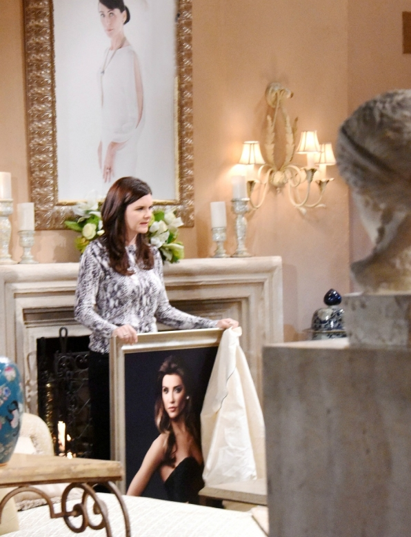 Katie is not shy with her words about Eric's plan to reunite Steffy and Wyatt.