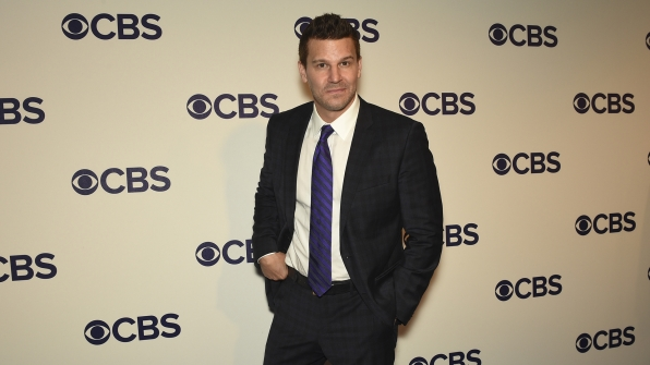David Boreanaz is ready to lead SEAL Team.