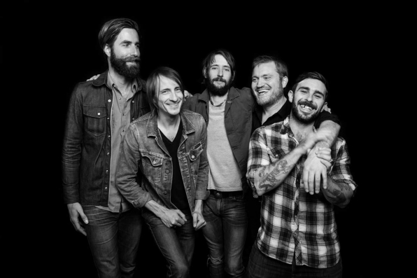Members from the Band of Horses