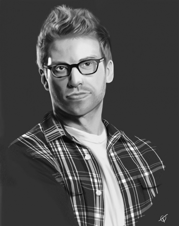 Barrett Foa as Eric Beale