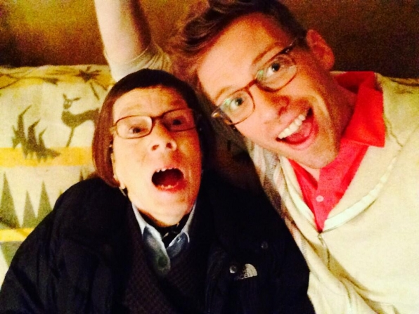 6. Barrett Foa and Linda Hunt - NCIS: Los Angeles