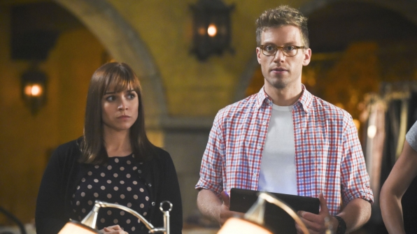 Barrett Foa - NCIS: Los Angeles