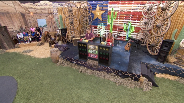 Competing for HoH