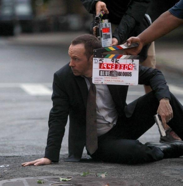 19. Blue Bloods - Donnie Wahlberg