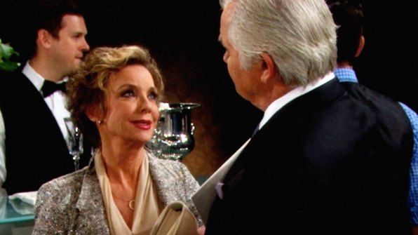 Gloria Fisher Bardwell on The Bold and the Beautiful
