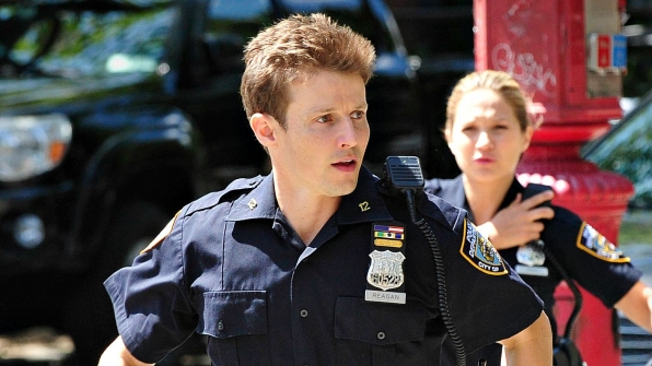 Officer Jamie Reagan on Blue Bloods