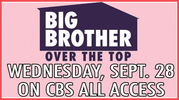 Question: When does Big Brother: Over The Top premiere?