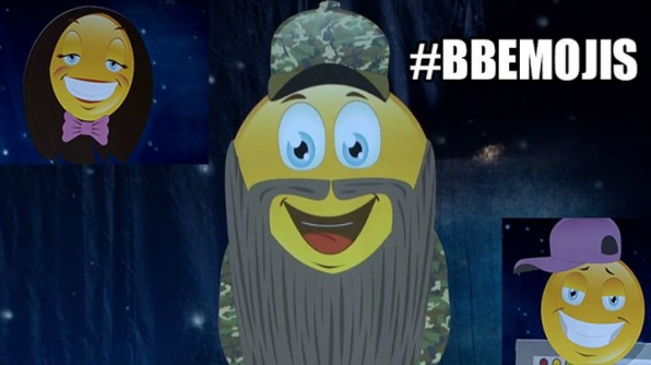 #BBEmojis pay homage to BB16 Houseguests.
