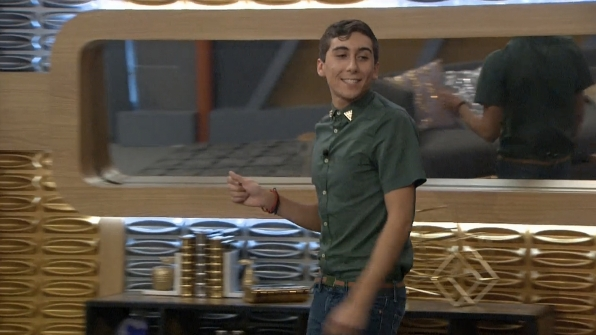 Jason gets a second chance at Big Brother glory.
