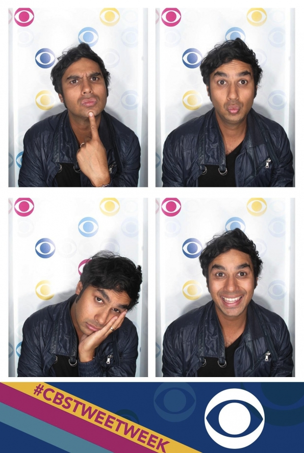 The Big Bang Theory's Kunal Nayyar