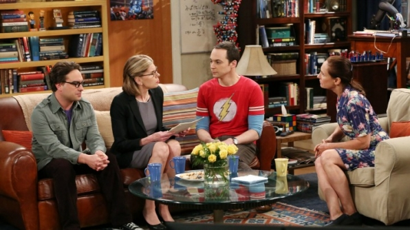 """The Maternal Combustion"" (The Big Bang Theory)"