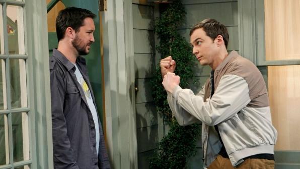 Sheldon Cooper vs. Wil Wheaton