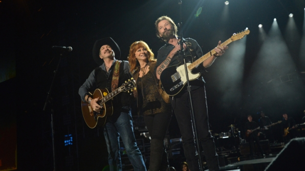 Brooks & Dunn and Reba