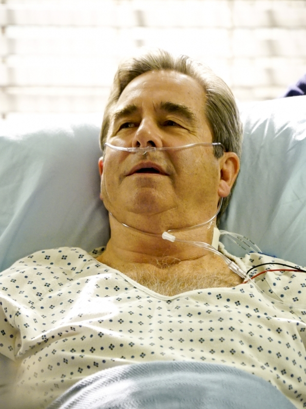 Beau Bridges as Pete Delaney