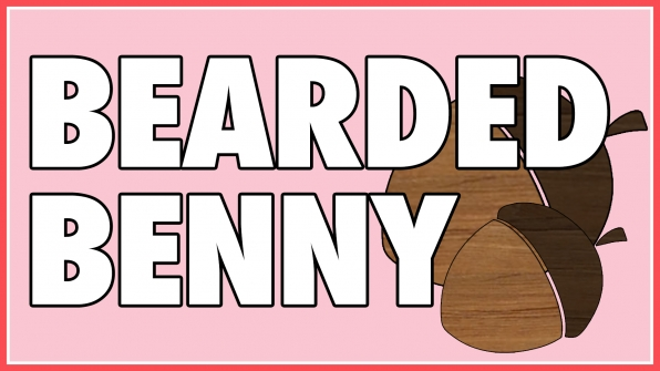 "Question: Which Benny appeared in the final question in the ""Hollywood Squirrels"" HOH comp?"