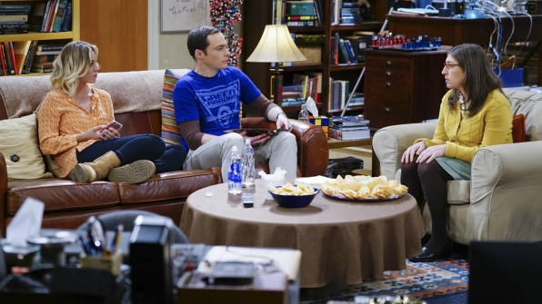 Amy's controversial opinion surprises Sheldon.