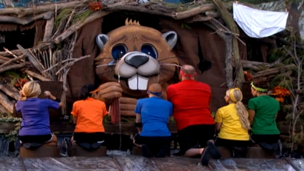 "OTEV ""The Brokenhearted Beaver"" cried a river in Season 15."