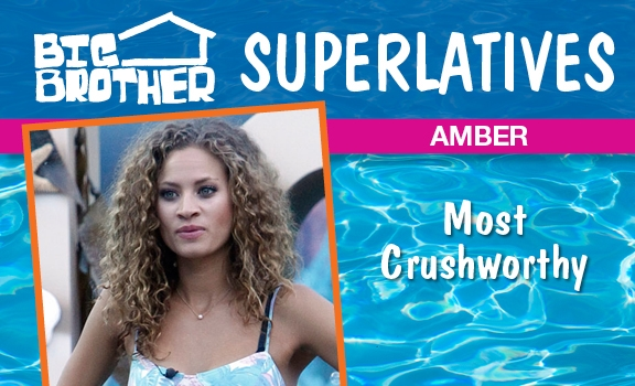 Amber - Most Crushworthy