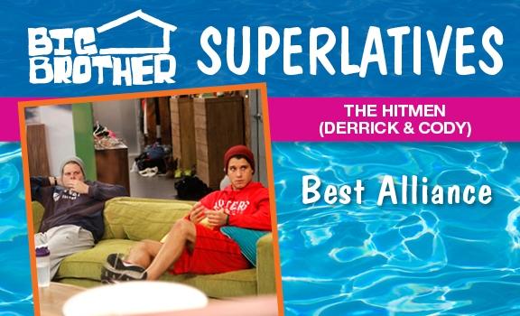 Best Alliance - The Hitmen