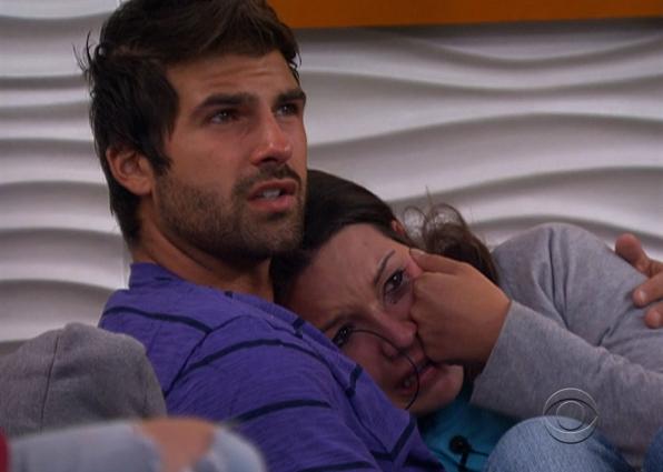 Comforting Danielle