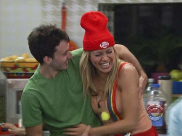 Ian and Ashley