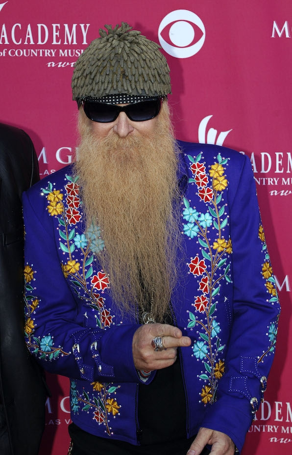 30. Billy Gibbons