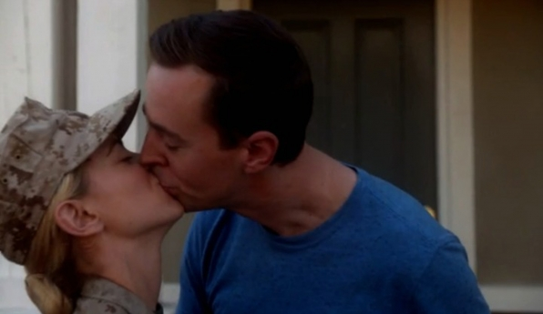 Ellie Bishop and Timothy McGee from NCIS