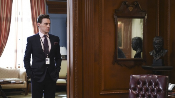 The Personal Assistant: Blake Moran (Madam Secretary)