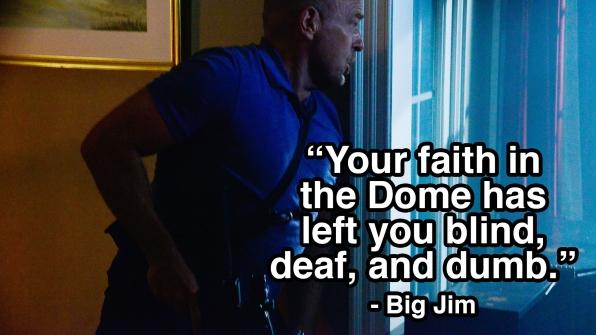 """James """"Big Jim"""" Rennie - Under The Dome"""