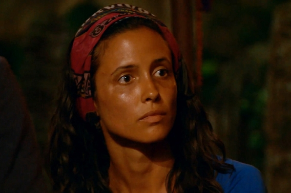 2. What was going through your head after being blindsided at Tribal Council?