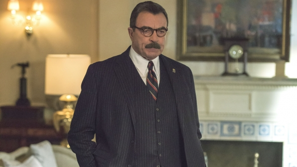 Blue Bloods deals with a car crash involving a public figure.
