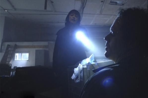 Marisa Ramirez as Detective Maria Baez
