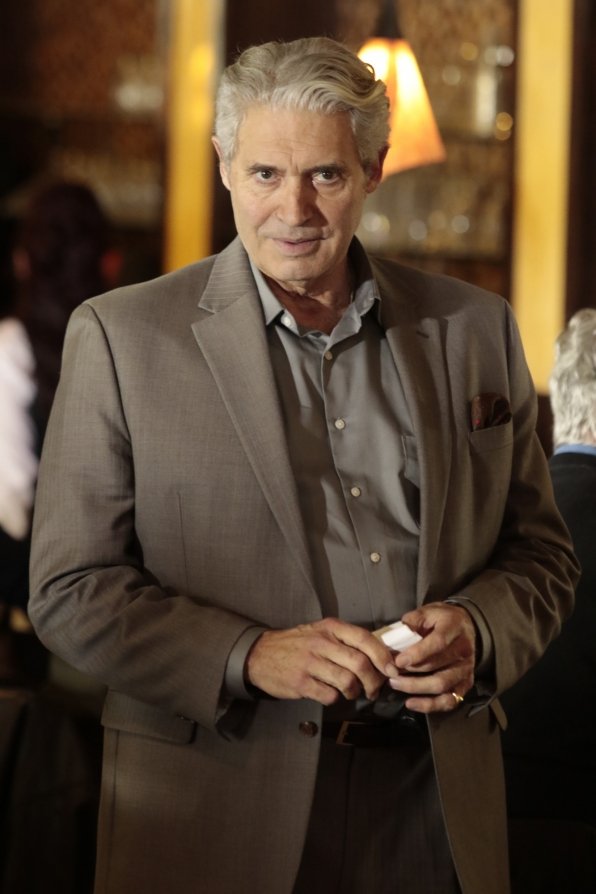 Michael Nouri as Nick Constantine