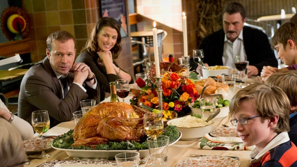 "Blue Bloods, ""Thanksgiving"""
