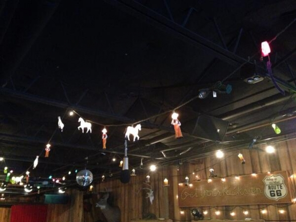 88. Rattle Inn Lights