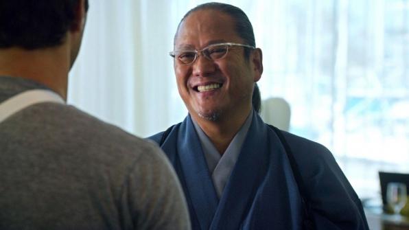 Masaharu Morimoto