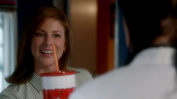 7. She knows the perfect thing to get Abby.