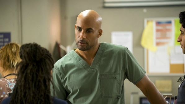 Boris Kodjoe as Dr. Will Campbell